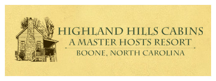 Highland Hills Cabins Logo